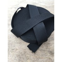 Sangle nylon 3cm noir